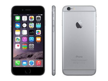 KPN-873126 iPhone 6 16GB space gray